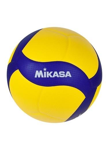 Mikasa V300W 5 No Yapıştırma Voleybol Topu Sarı